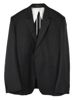 Kilgour Men's Black Tailored Blazer