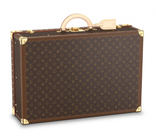Louis Vuitton Alzer 65 Monogram Canvas Suitcase