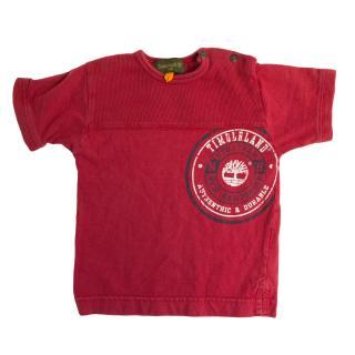 Baby Timberland t shirt