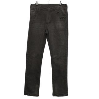 New Osklen charcoal grey jeans