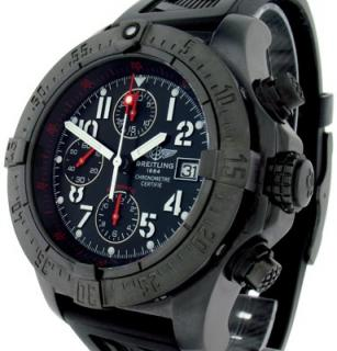 Breitling avenger limited edition wrist watch