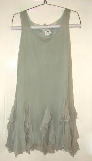 Jasper Conran silk chiffon dress