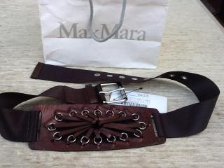 Sportmax ''Corset'' Belt