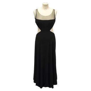 Rick Owens black dress