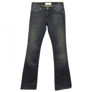 Paperdenim&cloth boot cut jeans