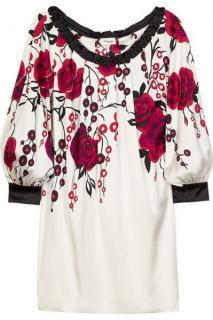 Temperley London silk tunic