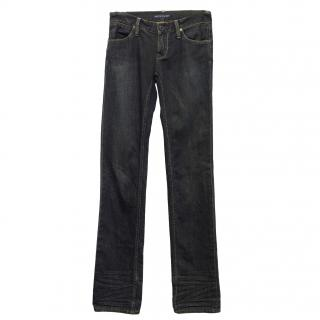 Ralph lauren Madison distressed jeans