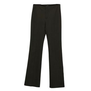 Joseph charcoal suit trousers