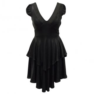 Jasmine Di Milo Black Halter Neck Dress