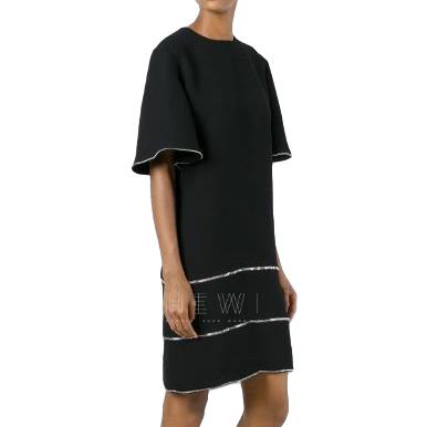 JW Anderson Zipper-trim Dress