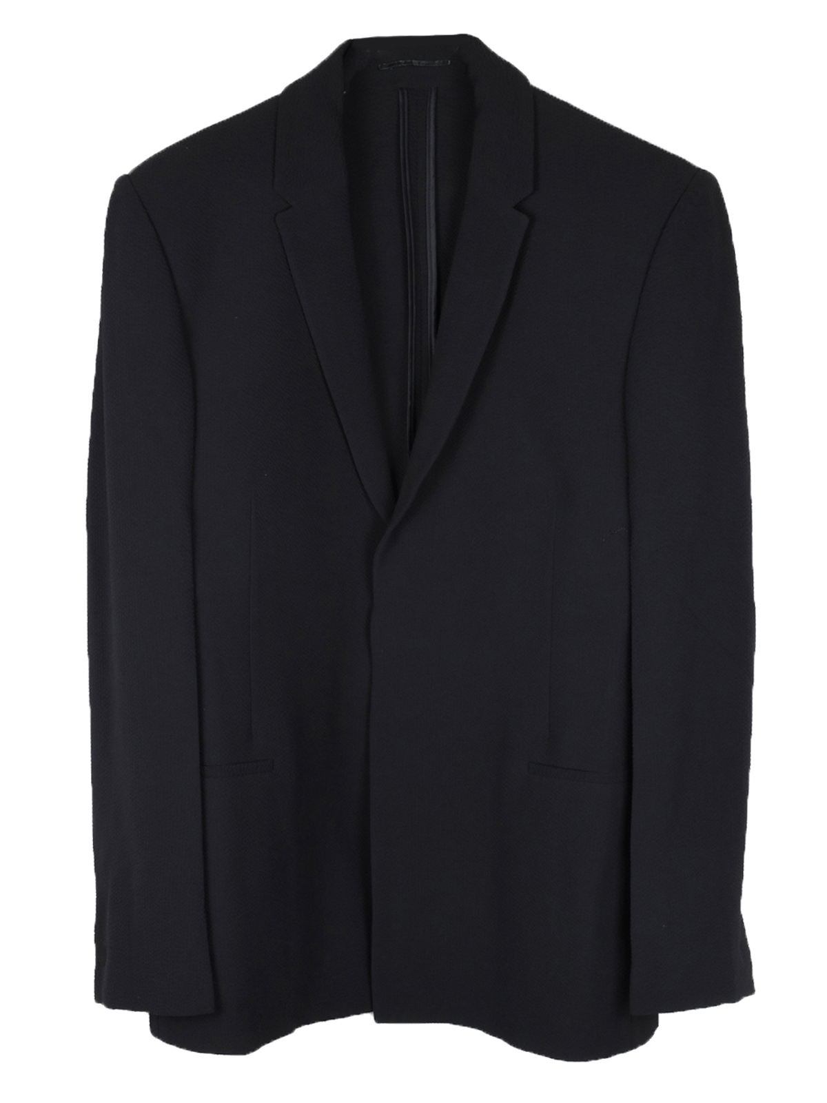 Kilgour Black Wool Tailored Blazer