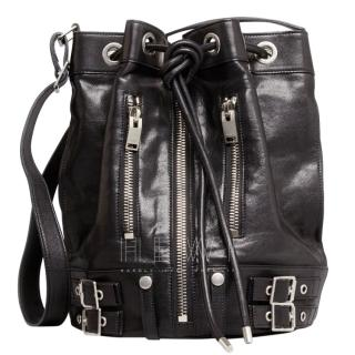 Saint Laurent Medium Rider Bucket Bag