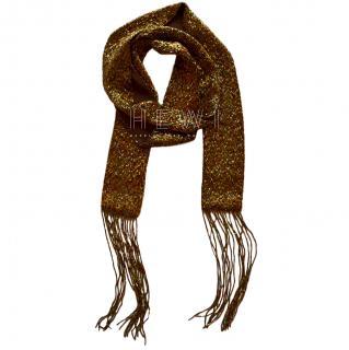 Ralph Lauren Collection beaded skinny scarf
