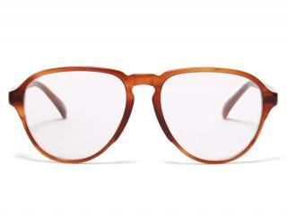 Givenchy Unisex Oversized Aviator Glasses