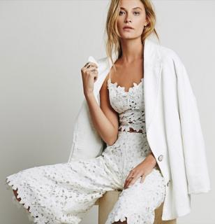 Line & Dot X Free People Femme Lace Culotte
