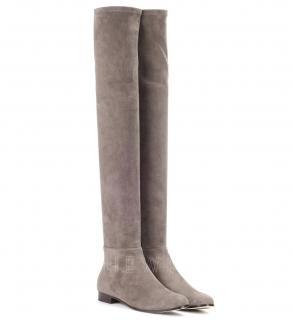 Jimmy Choo Myren Flat over-the-knee boots