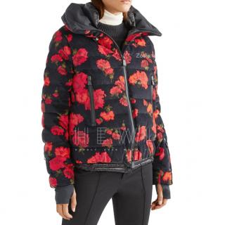 Moncler Genius Grenoble floral-print down jacket NEW SEASON