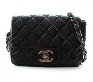 Chanel Classic mini quilted-leather flap bag