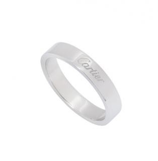 Cartier C De Cartier Platinum Wedding Ring
