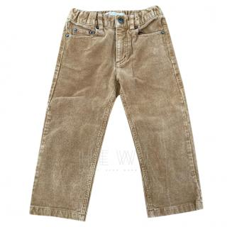 Bonpoint baby 18-24m corduroy trousers