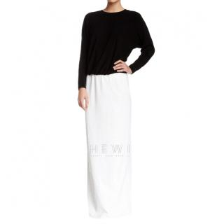 Rachel Zoe Aviana two tone maxi dress