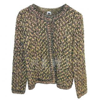 Missoni multi coloured knit jacket