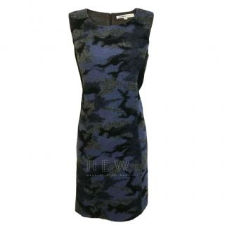 Clements Ribeiro camouflage-print dress