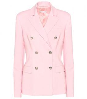 Altuzarra pink wool blazer