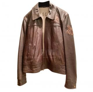 La Martina Leather jacket