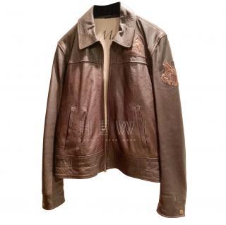 La Martina Leather jacket