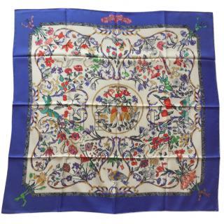 Hermes pierre d'orient et d'occident silk scarf 90