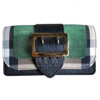 Burberry Patchwork Small Shoulder Bag