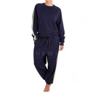 Olivia Von Halle Missy New York Silk-Cashmere Sweater - New Season