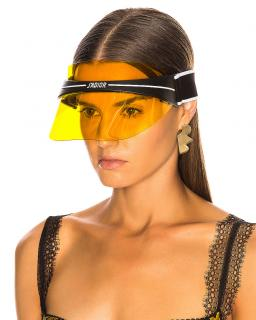 Christian Dior Club1 Visor
