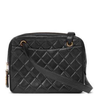 Chanel Quilted Vintage Shoulder Bag