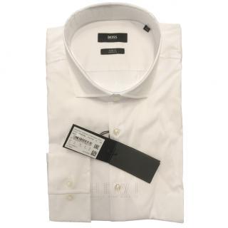 Boss Hugo Boss Men's White Shirt