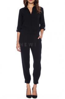Vince Black Jumpsuit