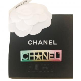 Chanel Cruise Collection Rainbow Star Brooch