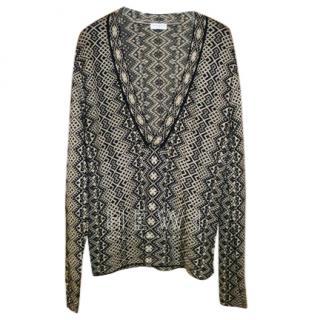 Dries Van Noten Knit Sweater