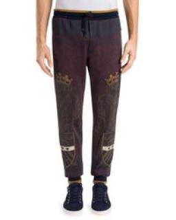 Dolce & Gabbana Heraldic Lion Track suit  Bottoms