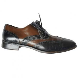 Moreschi Men's Antique leather Brogues