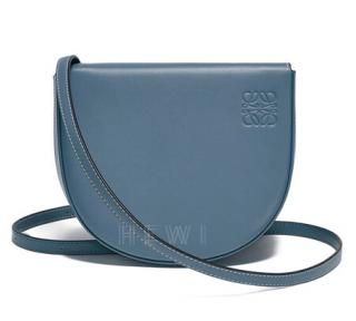 Loewe Heel Mini Bag in Steel Blue - New Season