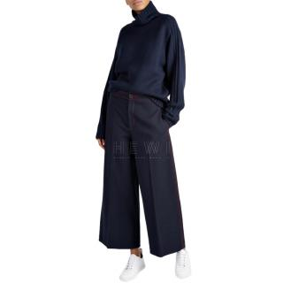 Joseph Fitz Wide Leg Crop Trousers
