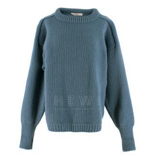 Golden Goose Deluxe Brand Wool Knit Crew-Neck Sweater