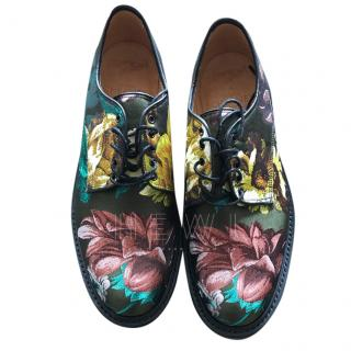 Vivienne Westwood X Joseph Cheany Printed Brogues