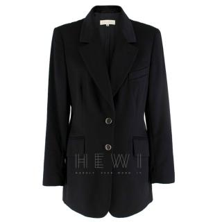 Escada Black Tailored Jacket