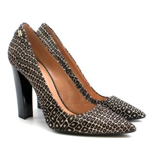Roland Mouret Black Hero Iii Shoes