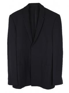Kilgour Black Wool Tailored Blazer