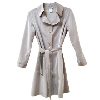 Blumarine Tailored Trench coat