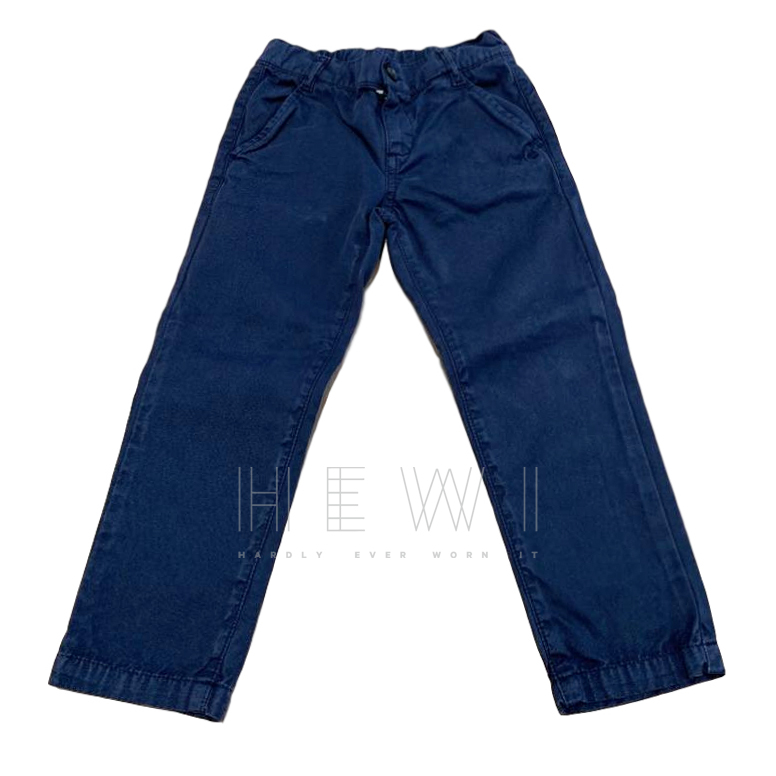 Gucci Boy's 36m Blue Chinos
